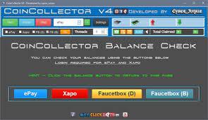 free coin collector bitcoin coin collector faucet auto clicker