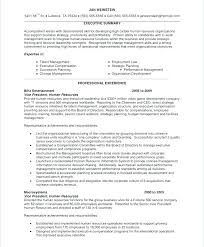 Hr Manager Resume Sample Supervisor Human Resource