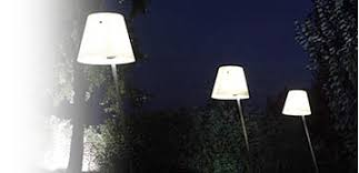 Outdoor Floor Lamps