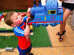 Thomas And Friends Tidmouth Sheds Australia by Diy Thomas The Tank Engine Party Everywhere