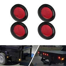 100 Lights For Trucks US 398 22 OFF4pcs 24V2Pcs 10V 30V LED Marker Light LED Side Light Truck Car Marker Light Pickup Signal Warning On AliExpress