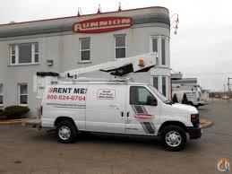 100 Bucket Truck Rental Rates Versalift VANTEL34IH Van VERSALIFT VAN TEL29N Runnion