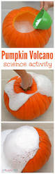 Spookley The Square Pumpkin Activities Pinterest by Pumpkin Volcano Science Activity Science Experiments And Volcano
