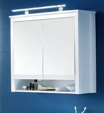 spiegelschrank bad spiegel schrank weiß 80 cm badezimmer