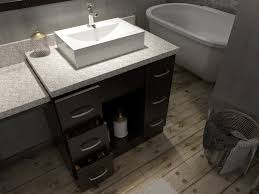 Single Sink Vanity With Makeup Table by Bathroom Vanity With Makeup Table Best Bathroom Decoration