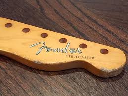 Fender Relic Telecaster Neck