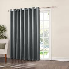 Decorative Traverse Rod For Patio Door by Sliding Door Curtains Blackout Curtain Blog