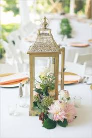 Wedding Centerpieces With Lanterns And Flowers Image collections