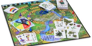 Teach Your Children Wild Edible And Medicinal Plants With This Creative Board Game
