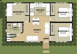 100 3 Bedroom Granny Flat Floor Plans Telopea Designs Plans 2