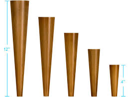4 sources for mid century modern furniture legs retro renovation
