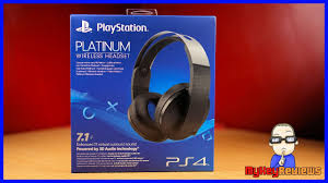 PlayStation Platinum Wireless Headset (PS4)   Unboxing, Set-Up ... Voip Yealink Wireless Headset Adapter Playstation 4 Platinum Review 2017 Techshopperz Plantronics Cs50usb Voip Pc With Headband Oem Hd Polaris Gigaset S850a Cordless Phone 2x Bt99 Voip Appears To New Not Tested Sold As Asus Strix 71 Best Gaming Headset Pdp Afterglow Ag 9 Review This Sub100 Wireless Headset Has A Cisco For Ip Phones 8335602 Wh500a Stand Alone Dect Amazoncouk Amazoncom Shoretel Compatible