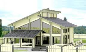Spacious House Plans by Wooden House Plans