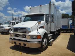 100 Mercedes Box Truck 2007 STERLING ACTERRA BOX TRUCK VINSN2FZACGDJX7AY48539 SA