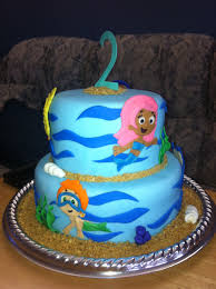 Bubble Guppies Cake Decorations by Bubble Guppies Glitter Batter U0026 Other Matters