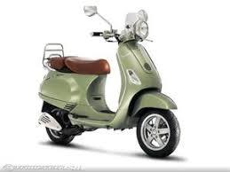 2009 Vespa LXV 150