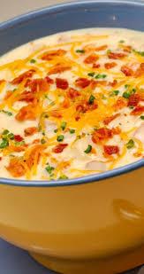 Crock Pot Potato Soup Mama by Best 25 Potato Soup Ideas On Pinterest Baked Potato Soup