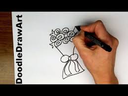 Speed Doodle A Bouquet of Roses Draw it fast It s a doodle it doesn t have to be perfect