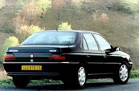 Peugeot 605 Phase II SV 24 1995