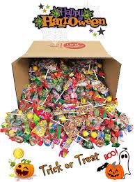 Bad Halloween Candy List amazon com halloween candy variety assortment bulk value 10