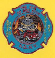 new york city fire dept engine 235 battalion 57 company patch