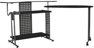 Walker Edison 3 Piece Contemporary Desk by Small Computer Desks For Small Spaces Pc Build Advisor