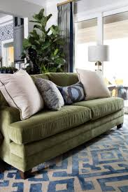 Living Room Design With Sage Green Sofa Paint Color Red Lime Decorating On Category