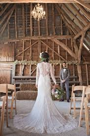 Beautiful Barn Wedding Inspiration Shoot A Winters Romance