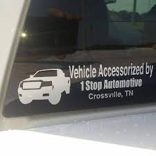 1 Stop Automotive Truck Accessories & Hitches - Crossville ...
