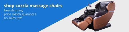 Cozzia Massage Chair 16027 by Shop Cozzia Massage Chairs At Emassagechair Com