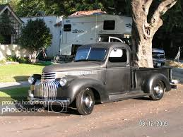 100 46 Chevy Truck Tell Me About Fatman Fabrication IFS Kits The 1947 Present