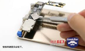 Repair shop in China can upgrade the storage on your iPhone iPad