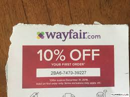 Wayfair Coupon Code 10 Off / Deals Death Internal Demons Rar Wayfair Com Customer Reviews Where To Find Bed Bath And Coupon Code 20 Off Foremost Offer Up 65 Off Business Help Archives Suck Rock Roll Marathon Coupon Code San Antonio Mwave Free Shipping Cheapest Ford Ranger Lease Economist Subscription Discount Student Leekes Valleyvet Zenzedi 30mg Best Coupons Agaci Promo Hrimaging 2019 Madison Canada Off Home Decor Spectacular Coupons Inspiration As Mike Piazza Honda Service Steals Deals Abc