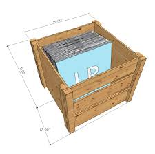 Photo 6 Of 9 LP Record Storage Crate