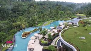 100 Bali Infinity Padma Resort Ubud The Longest Pool In