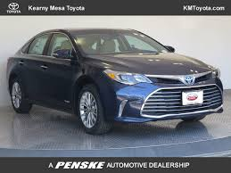 Toyota Avalon Floor Mats Replacement by 2018 New Toyota Avalon Hybrid Limited At Kearny Mesa Toyota