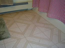 Tiling A Bathroom Floor Over Linoleum by Bathroom Ceramic Floor Tile Versus Linoleum Bathroom Flooring