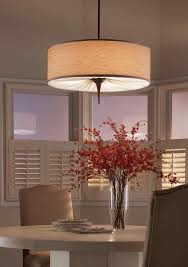 Wonderful Drum Lighting For Dining Room Plug In Pictures Best Inspiration Rheumolpus Rooms