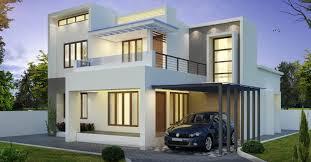 100 Home Design Contemporary Simple Contemporary Design 3 Bedroom Kerala Home Design