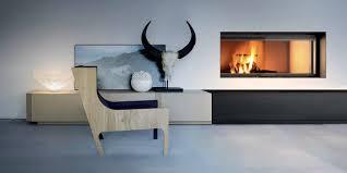 moderner ofen wohnzimmer caseconrad