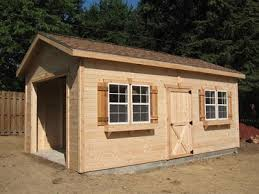 Amish Built Storage Sheds Ohio by Gable Sheds For Sale In Ohio Amish Buildings