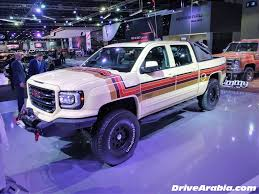 2018 GMC Sierra Desert Fox GCC-exclusive Concept At Dubai Motor Show ... 1977 Gmc 4x4 My Fantasy Fleet Pinterest Gmc And Cars Junkyard Find Rally Stx Van The Truth About Sarge Pickup Classic Wkhorses Sprint Caballero Wikipedia Another Mikeo37 Sierra 1500 Regular Cab Post Classics For Sale On Autotrader Super Custom 496 Pickup Truck Build Project Youtube Grande 1947 Present Chevrolet High Sale 4x4 Custom_cab Flickr Questions How Does One Value A Classic
