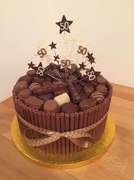 34 Unique 50th Birthday Cake Ideas with