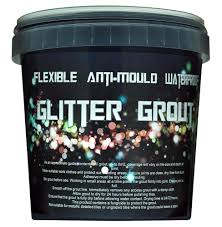 glitter grout ready mixed groutglitter