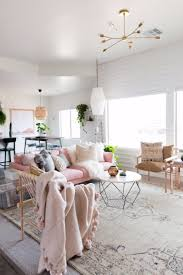 glorious ideas about light pink living rooms living room ideas