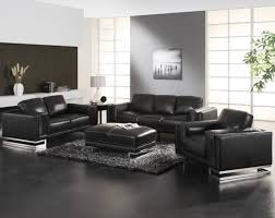 Brown Leather Sofa Decorating Living Room Ideas by Living Room Sensational Living Room Decor With Black Leather Sofa