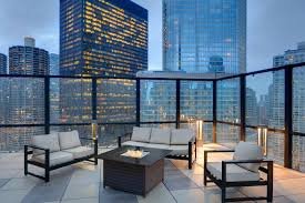 100 The Penthouse Chicago Downtown Wedding Venues Events Wyndham Grand