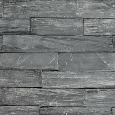 Stone Elements Black Slate Stackstone 600 X 150 20 30mm