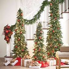 Pre Lit Pencil Christmas Trees Uk by Best 25 Small Artificial Christmas Trees Ideas On Pinterest