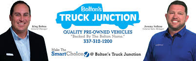 100 Bolton Ford Truck Junction Used Car Dealer In Lake Charles Yes We Can Help Finance You